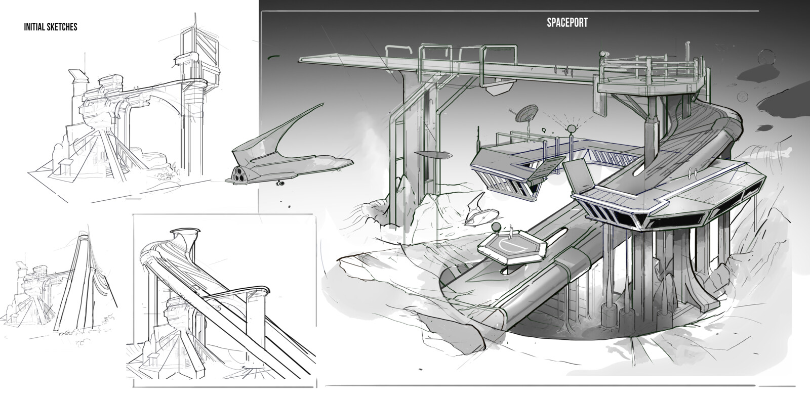 spaceport design