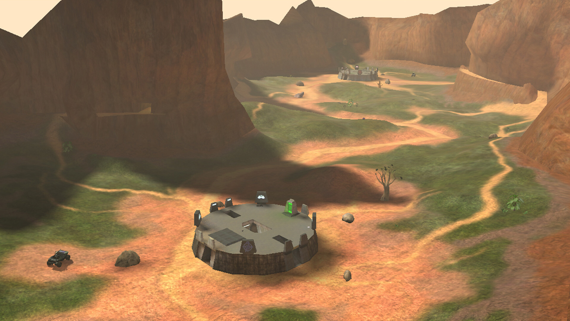 Halo 1 Reference Image (Blue Base)