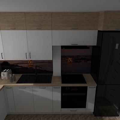 Damian sobczyk modern kitchen 30