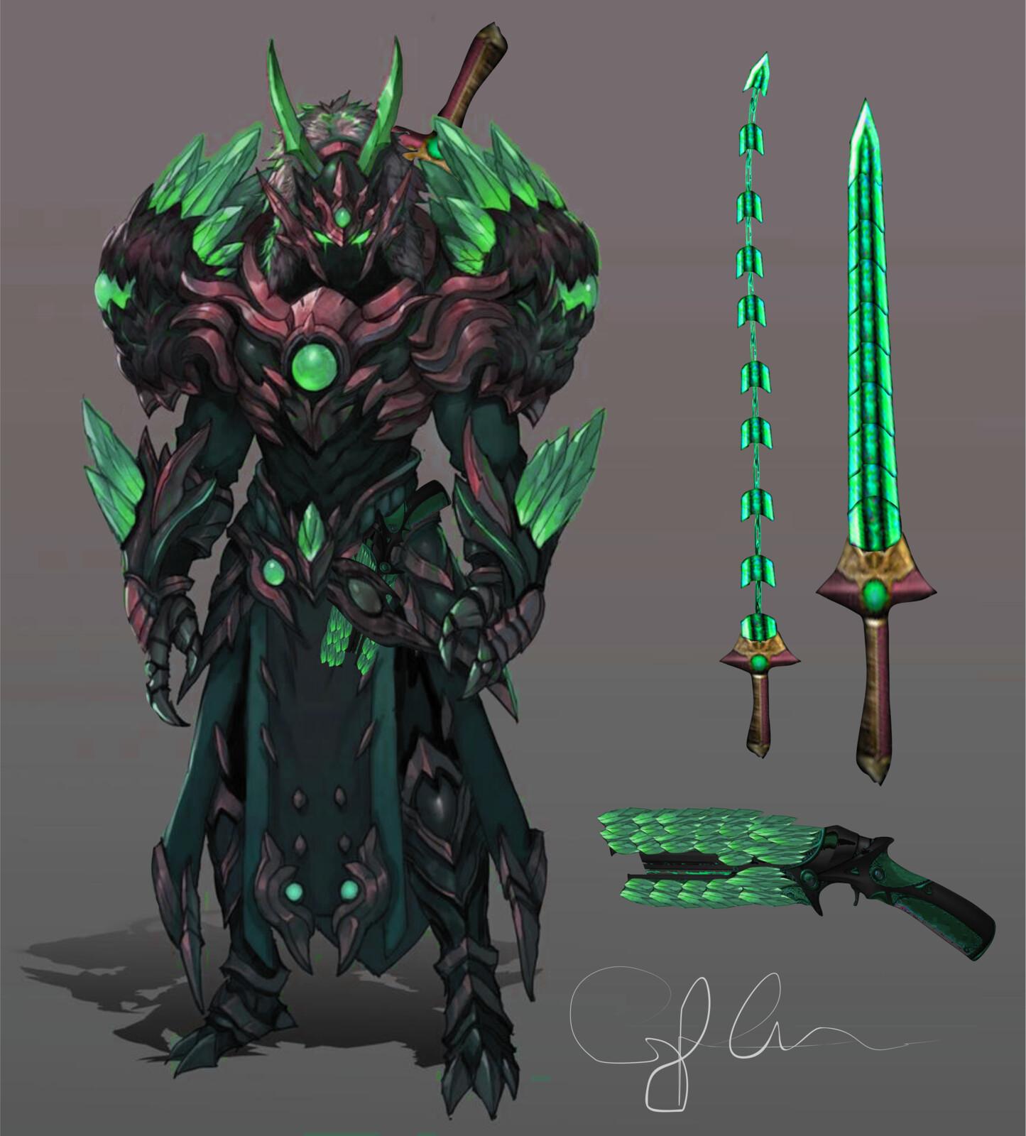 Zenor Imperador de Jade