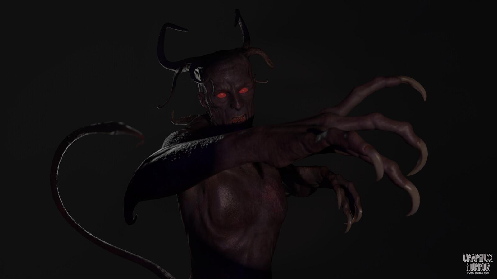 The Devil.