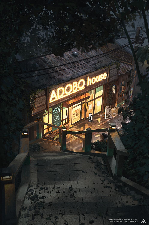 Adobo House