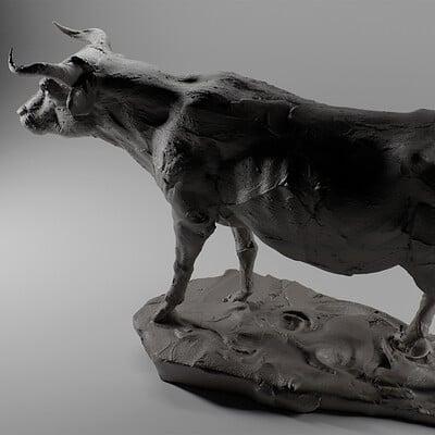 Jama jurabaev cow2