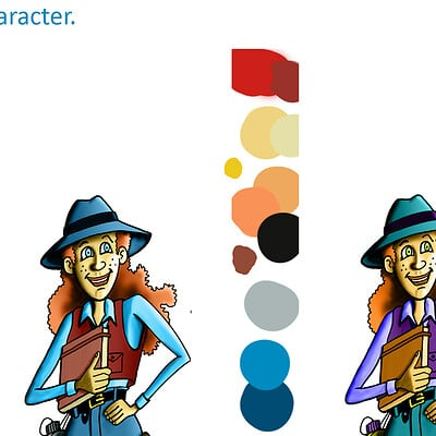 John steventon explorer color palettes
