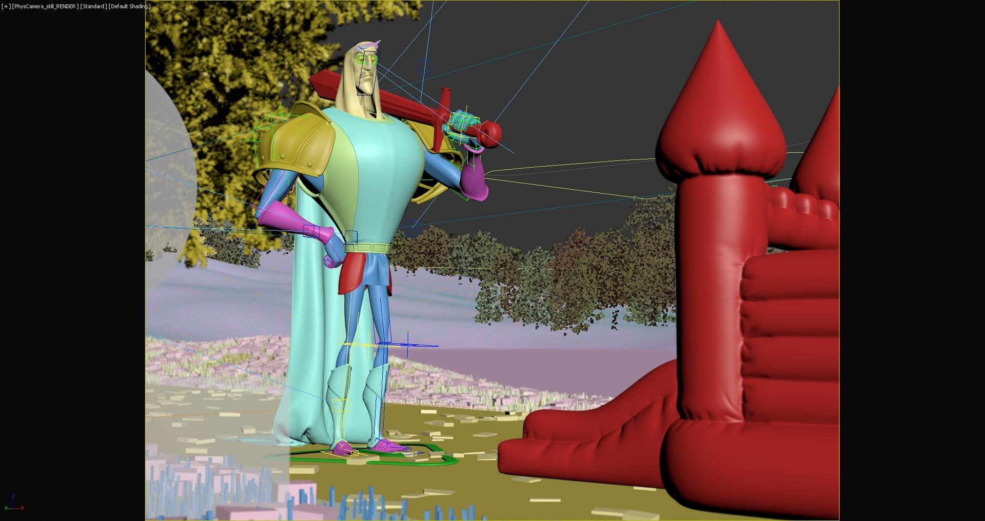 3DsMax Screenshot