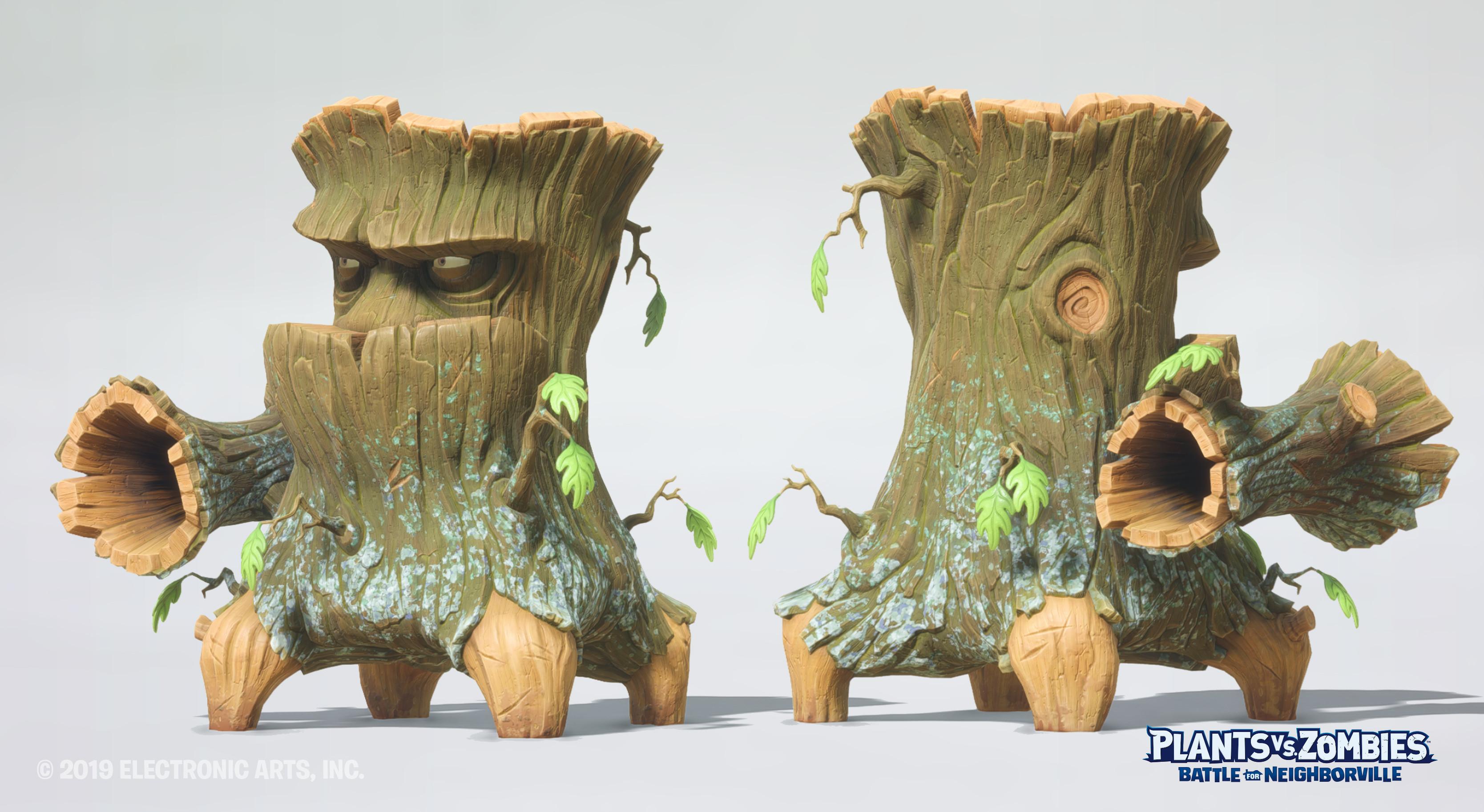 Oak Model : Olivier Couston Textures : Olivier Couston / Gavin Yastremski