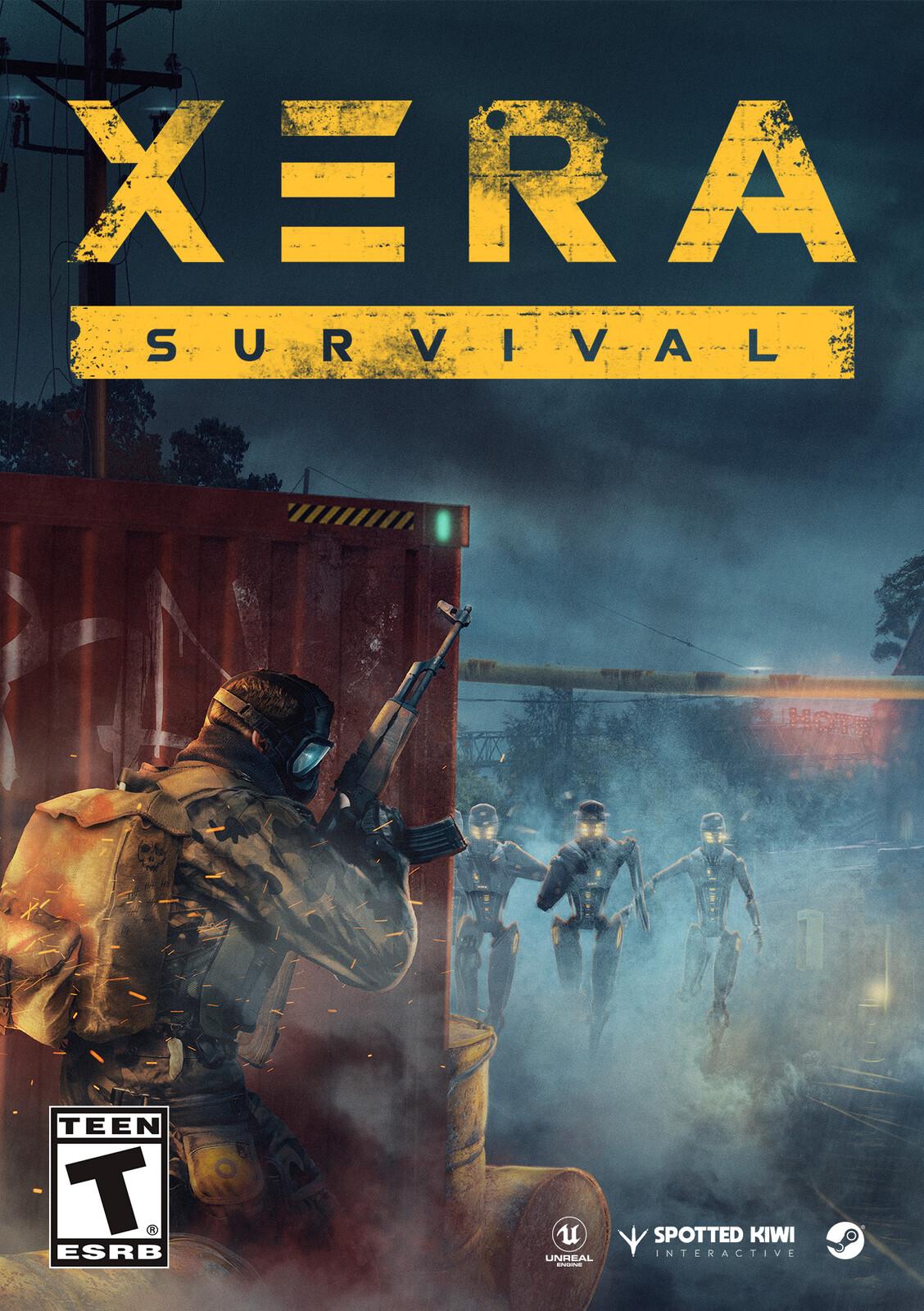 XERA Survival artwork