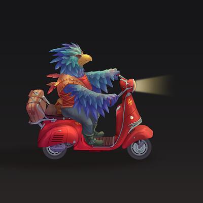 Yuriy svalov eagle