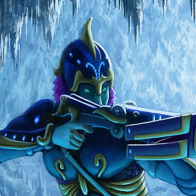 Mikael quites soldado azul insta