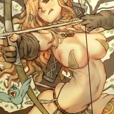 Warmics mario vazquez elf archer