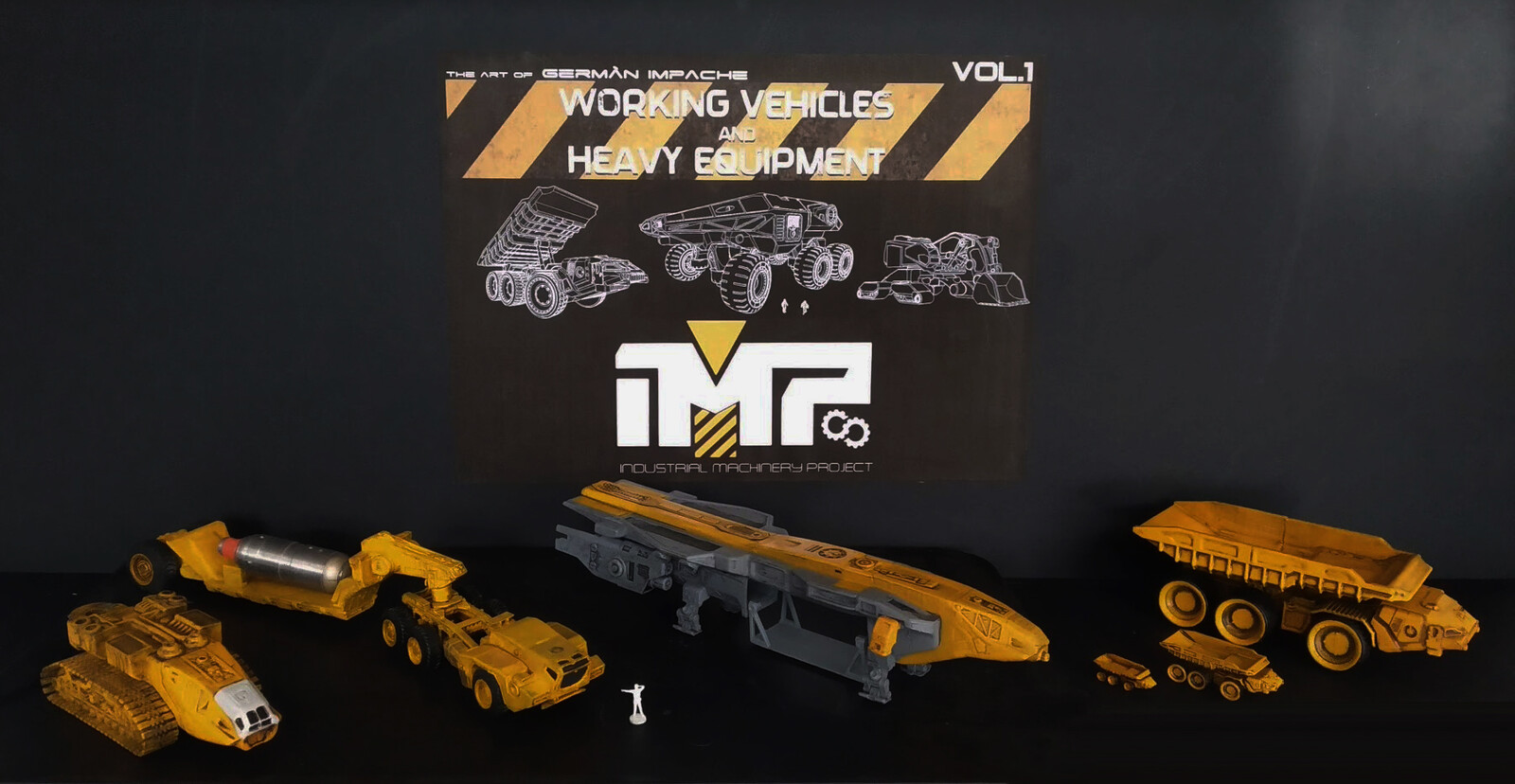 IMP industrial machinery project