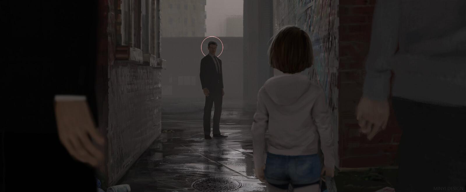 London 2040 - Agent