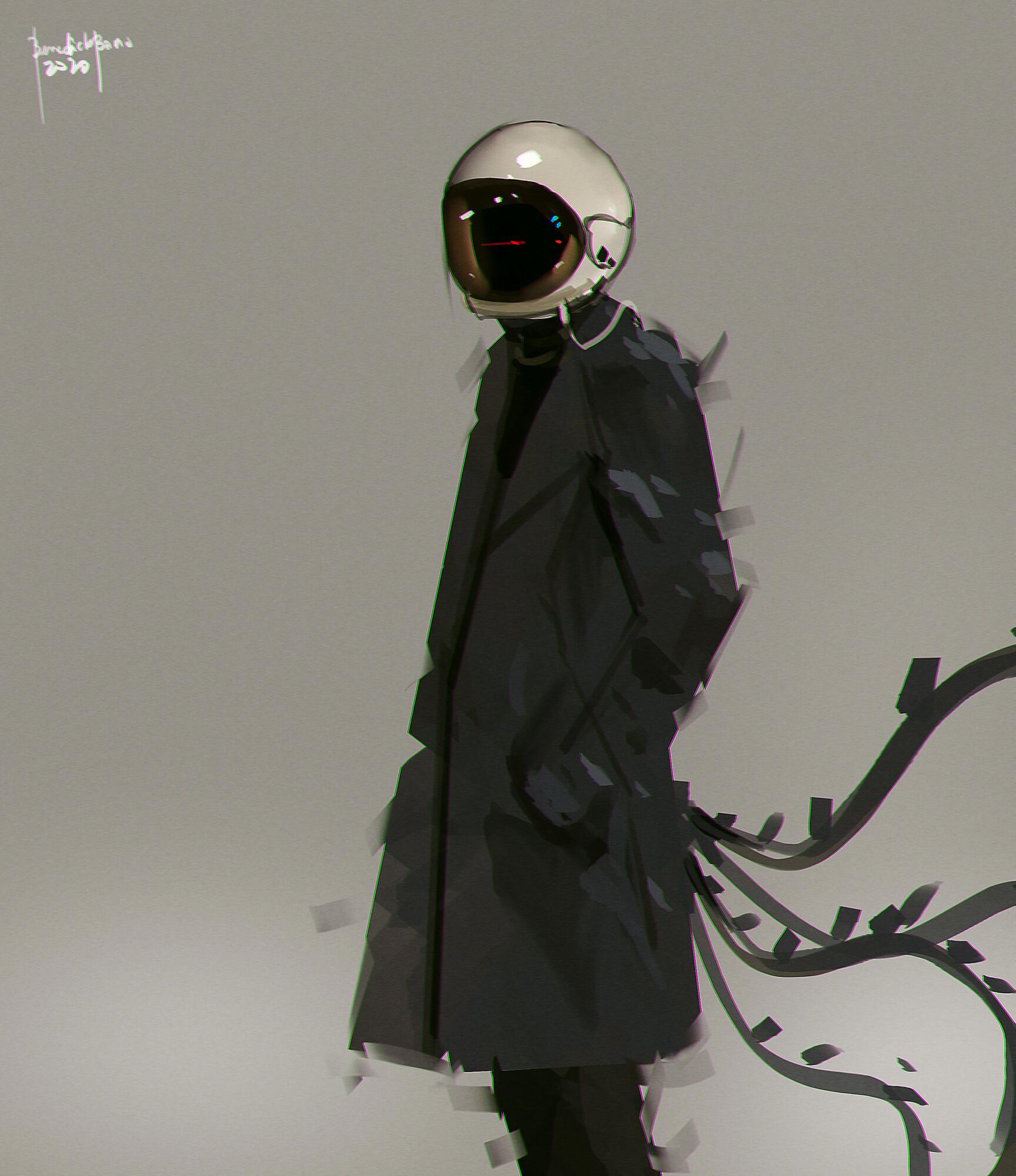 Darkfall SPACEMAN