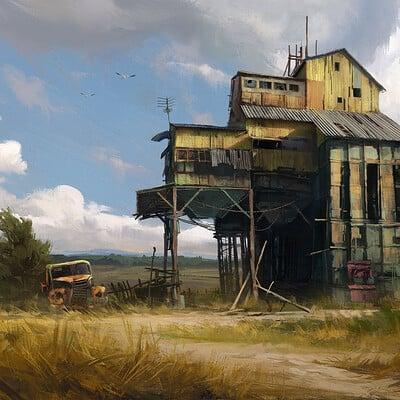 Sergey vasnev hangar2