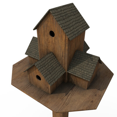 Joseph moniz birdhouse003g