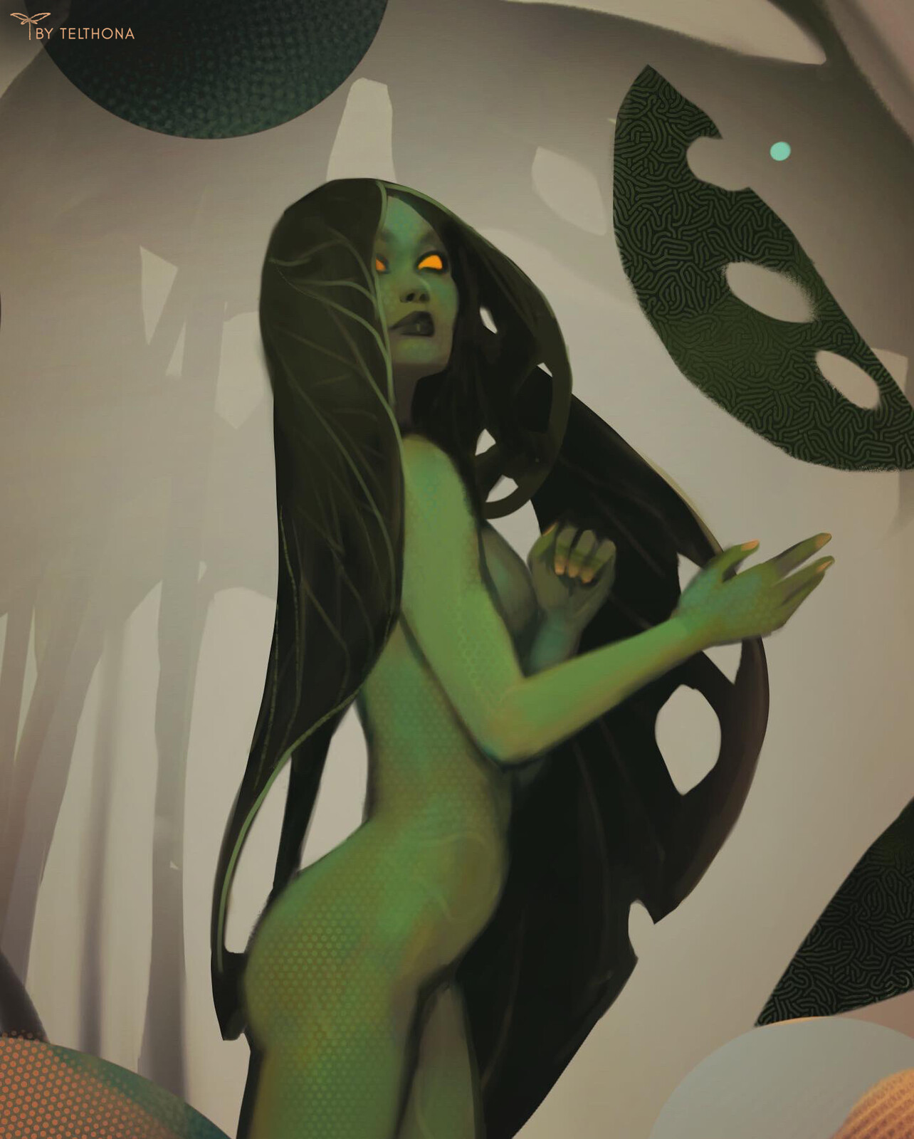 Spirit of Monstera