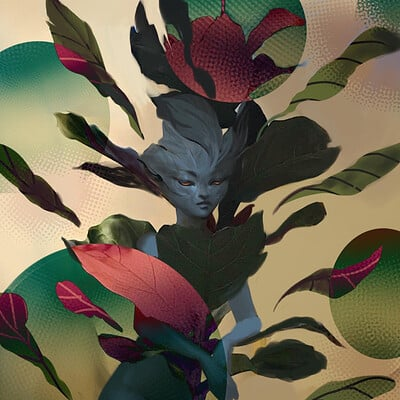 Sandra duchiewicz februfairy fairy 15 concept art by telthona