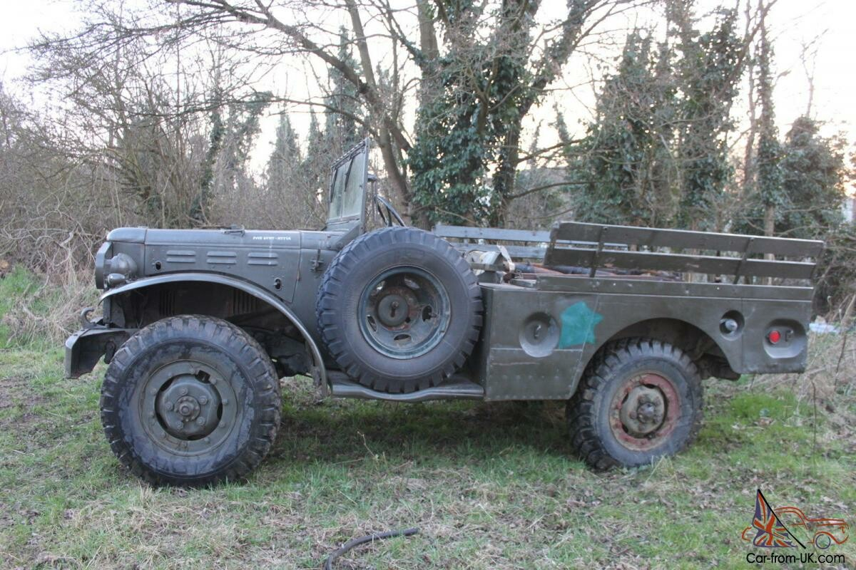 The WC-51 was the style I settled on, with it's open top and raised, front tire-wells.