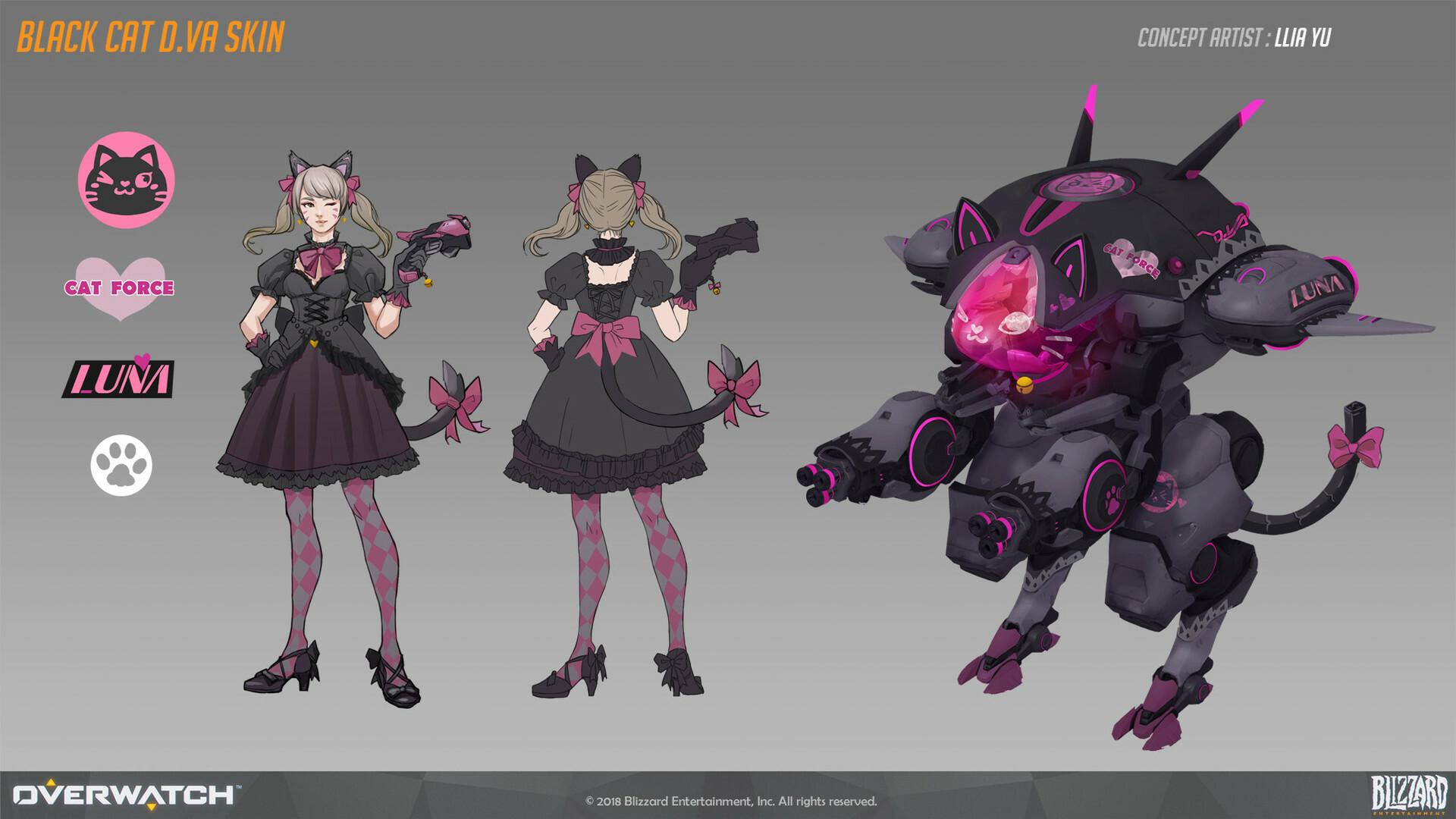 Concept by: Llia Yu