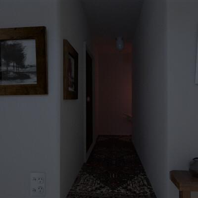 Kai dennis hallway2