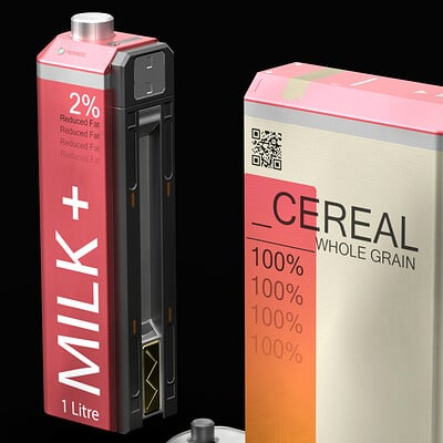 Luis mansur cereal boxfe