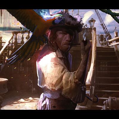 Hassan chenari last pirate