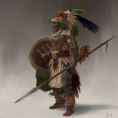Manuel castanon eagle knight
