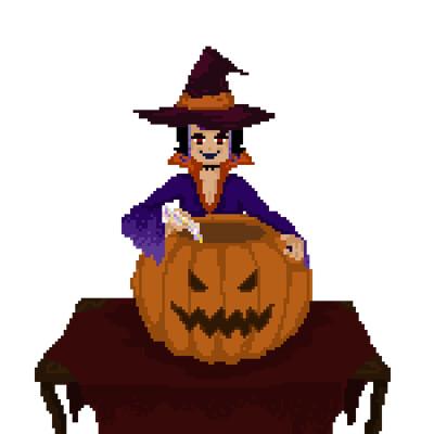 Chelsea burcksen the witch