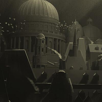 Taha yeasin day 137 night city