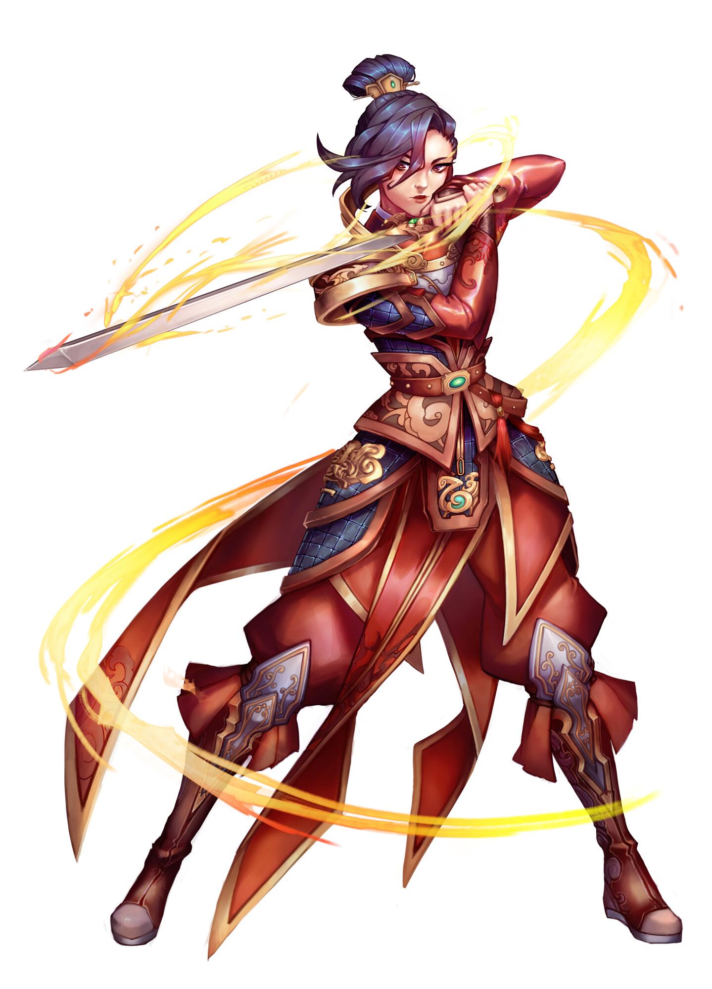 Mulan with FX