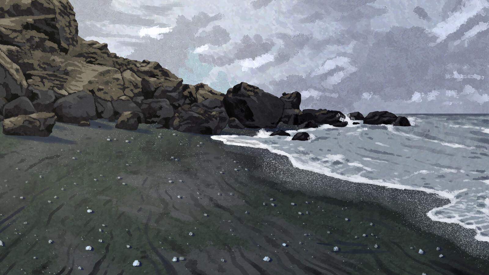 Keyframe - Island