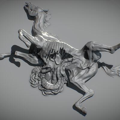 Jakob kiilerich horse01