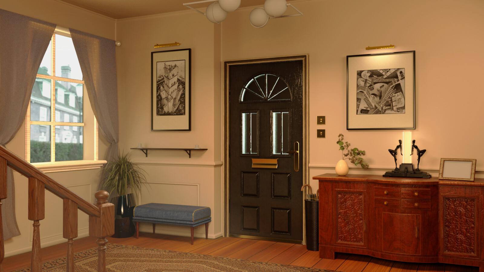 (WIP) Interior