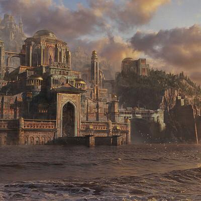 Onur cayli the lost city onurcancayli