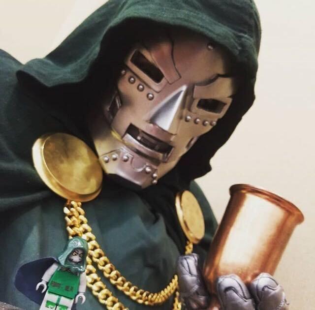 Doctor Doom!