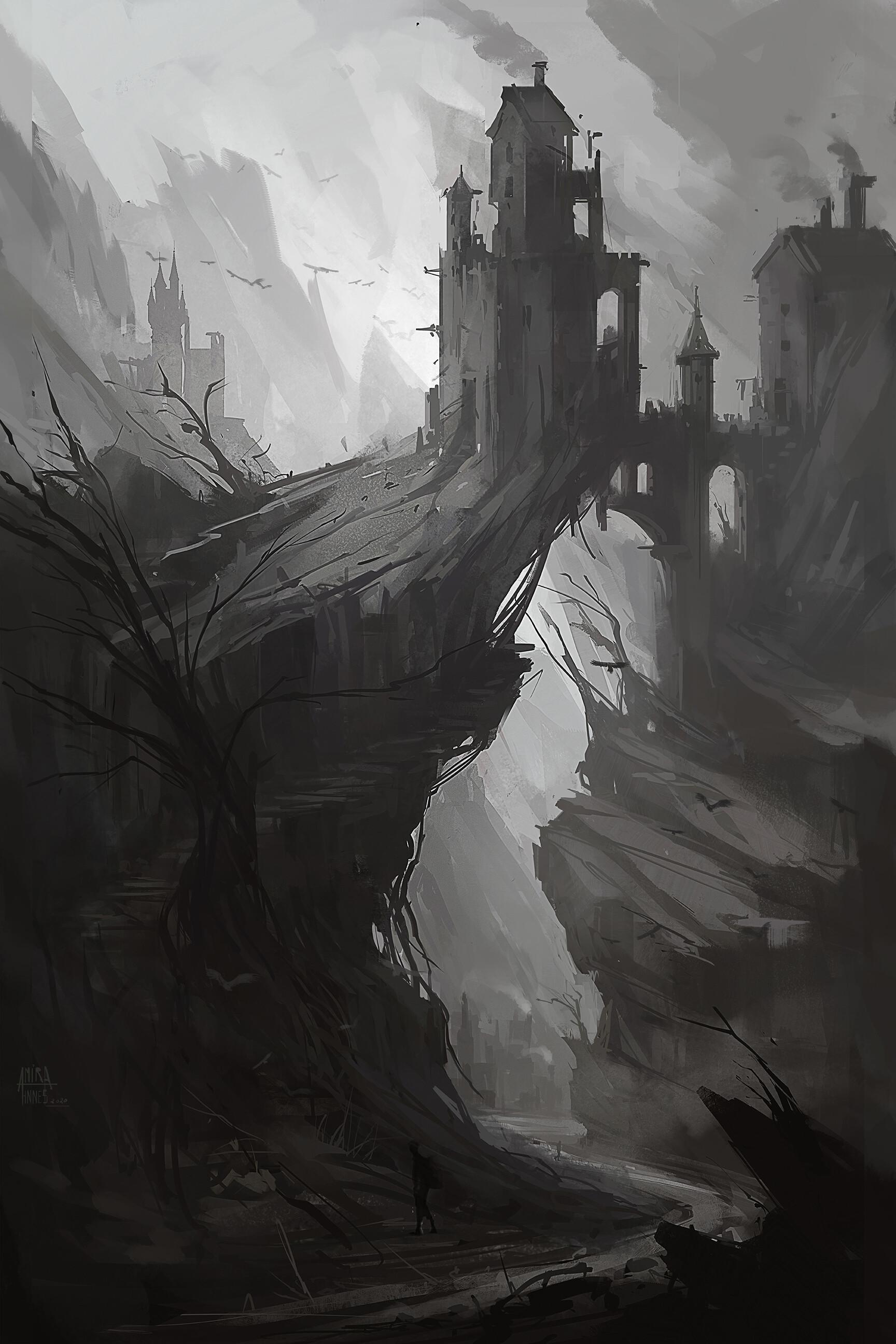 Creepy Valley
