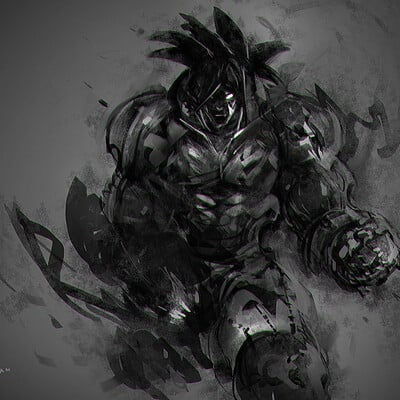 Benedick bana beast fighter2 lores
