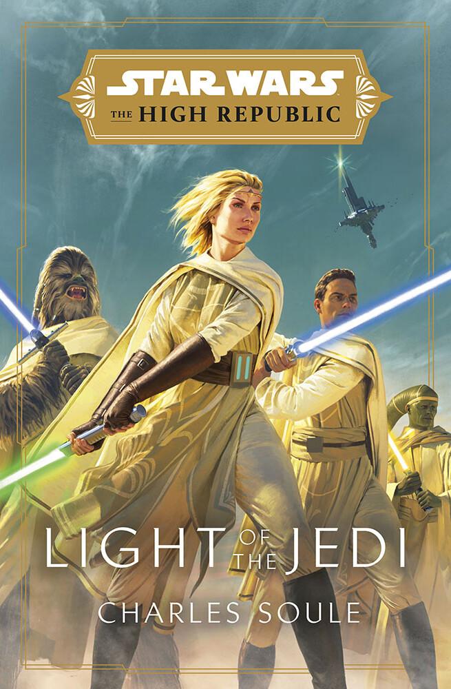 """Résultat de recherche d'images pour """"light of the jedi cover art"""""""