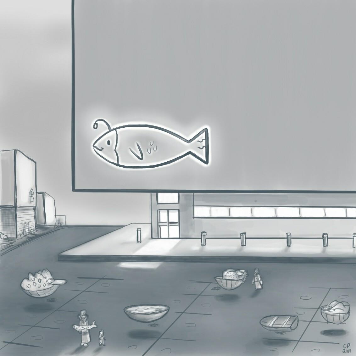 25 Fish Market