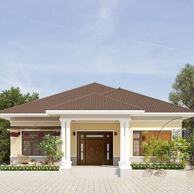 Neohouse architecture biet thu vuon hien dai can tho 5