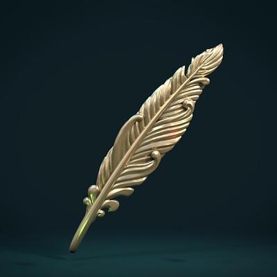 Alexander volynov featherx 02