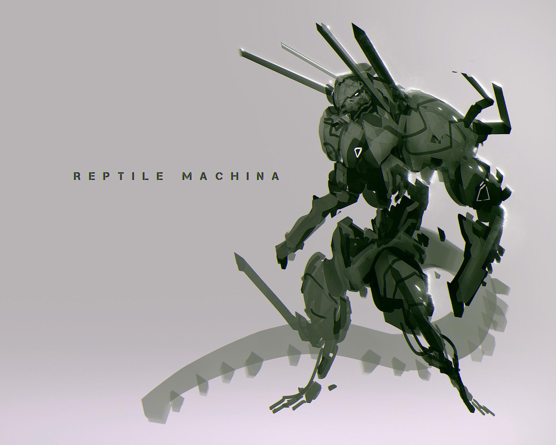 REPTILE MACHINA