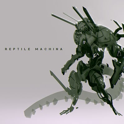 Benedick bana reptile machina final lores