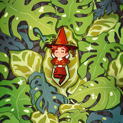 Jia ying ong succulent wizard in foliage v2
