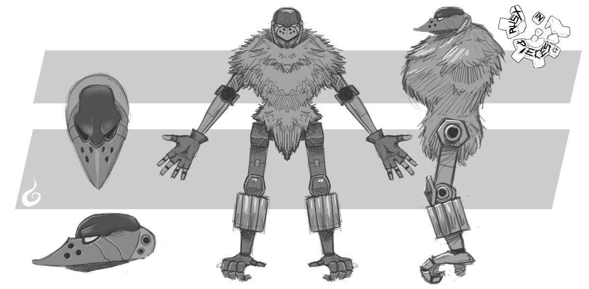 Poacher Concept ( 2nd idea )