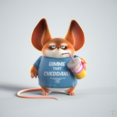 Kevin beckers bored mouse
