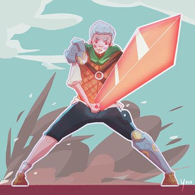 Yann faure fighter
