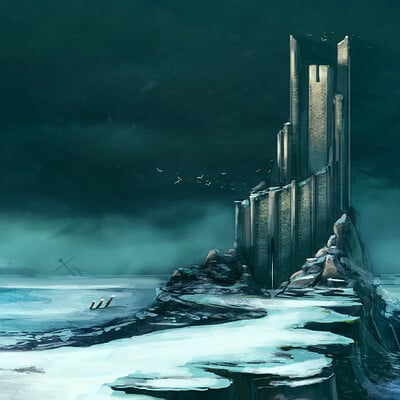 Remy barthes snow magic tower