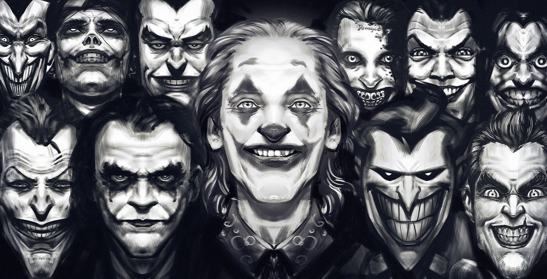 Guilherme Freitas Joker Wallpaper