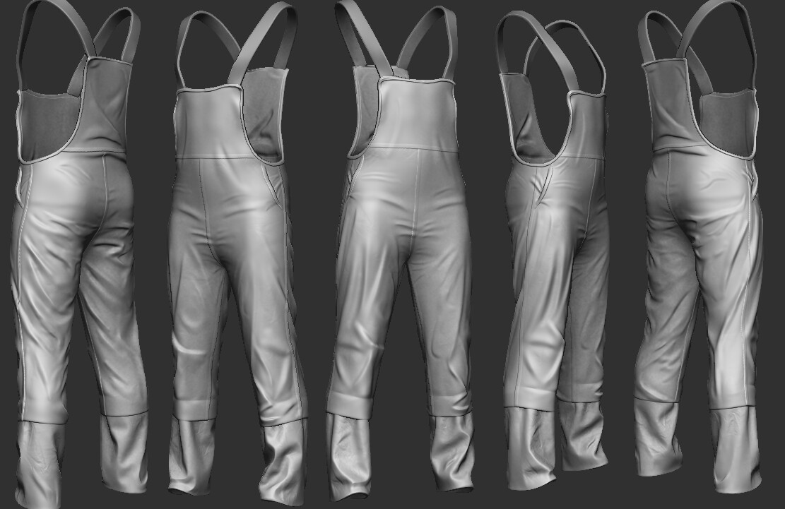 Pants #WIP